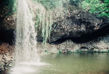 Killen falls, Byron Bay.